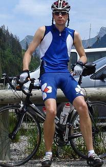 Een dag later nog een keer de Col de Corbier beklommen