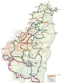 Routes Ardechoise 2009