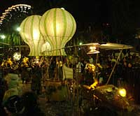 Geniaal carnaval, zeker met de muziek erbij